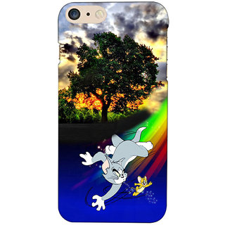 instyler PREMIUM DIGITAL PRINTED 3D BACK COVER FOR APPLE I PHONE 7