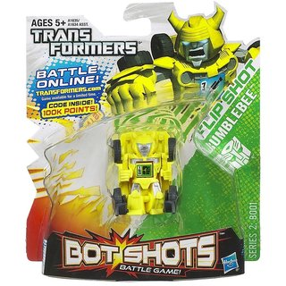 Transformers Bot Shots Stunt And Speed Shots