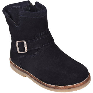 Kid's Casual Shoes NU007NAVY