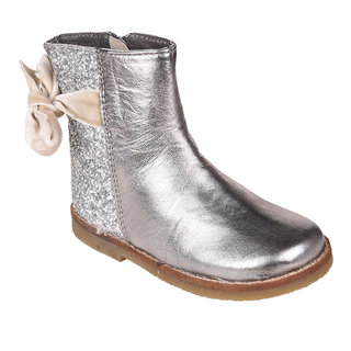 Kid's Casual Shoes NU008SILVER
