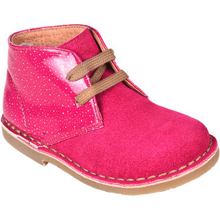 Kids Casual Shoes NU010PINK