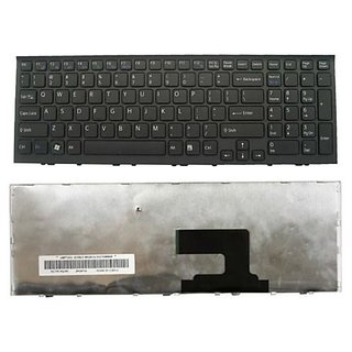 Compatible Laptop Keyboard For Sony Vaio Vpc-Eh1E1E/W, Vpc-Eh34Fx/B With 3 Month Warranty