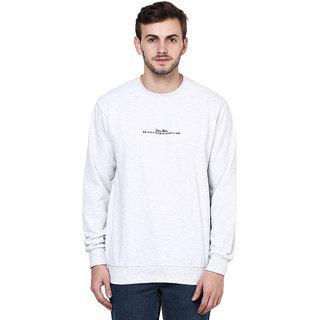 British Cross Gray Long Sleeve Sweatshirt for Men