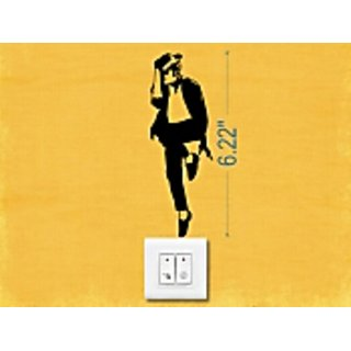 Wall sticker mj