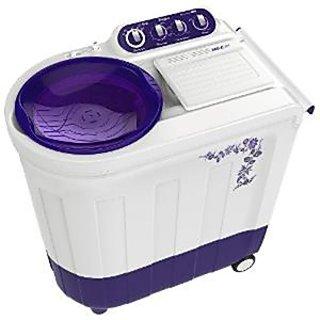 Whirlpool 6.5 kg Semi Automatic Washing Machine - Ace 6.5 Royale - Peeppy Purple