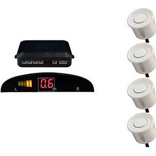 Petrox Reverse Parking Sensor V RS L 4S LED For  Tata Zest