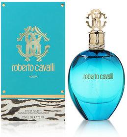 Roberto Cavalli Acqua Edt of 75 ml