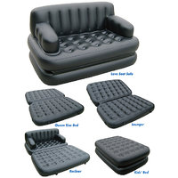 Air Sofa Bed Lounger All In One