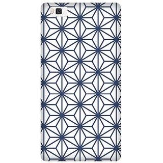 Super Cases Premium Designer Printed Case for Huawei Honor P8