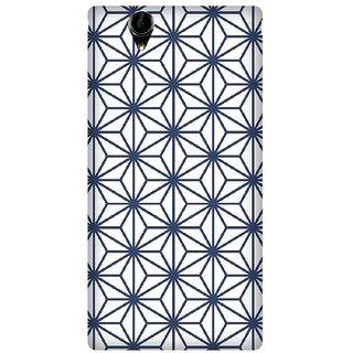 Super Cases Premium Designer Printed Case for Sony Xperia T2