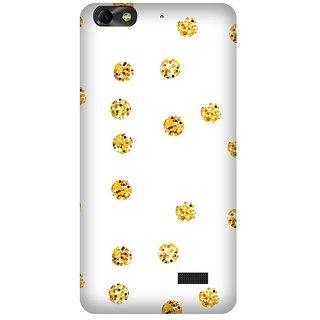 Super Cases Premium Designer Printed Case for Huawei Honor 4C