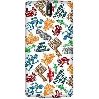 Super Cases Premium Designer Printed Case for OnePlus One