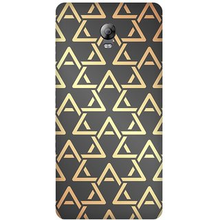 Super Cases Premium Designer Printed Case for Lenovo Vibe P1