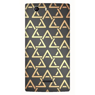 Super Cases Premium Designer Printed Case for Micromax Nitro 2 E311