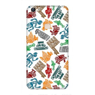 Super Cases Premium Designer Printed Case for Vivo X6
