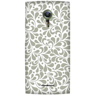 Super Cases Premium Designer Printed Case for Alcatel Flash 2