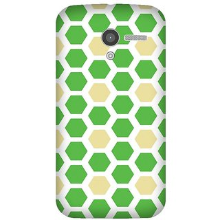 Super Cases Premium Designer Printed Case for Moto X