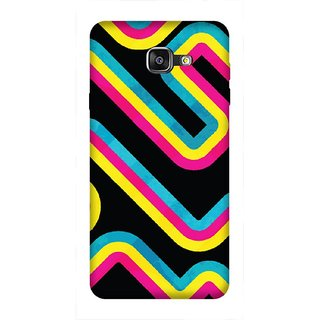 Super Cases Premium Designer Printed Case for Samsung Galaxy A7 (2016)