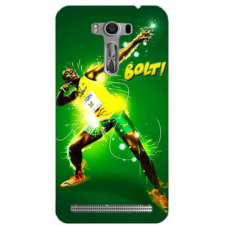 Asus Zenfone 2 Laser Ze550kl  Printed Back Cover by Print Vale