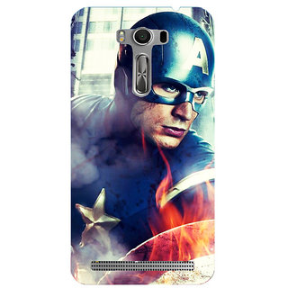 Asus Zenfone 2 Laser  Printed Back Cover by Print Vale