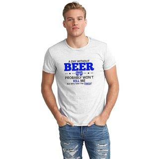 The Fappy Store Day Beer Half Sleeve T-Shirt