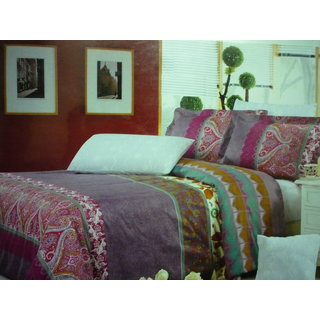 Florence 100% Cotton Bedsheet Set