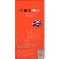 QUICKPRO 1 Minute Hair Color - Light Mahogany Copper Brown 5.43