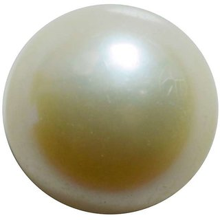 4.5 Ratti Natural Cabachon Pearl Moti Loose Gemstone For Ring & Pendant