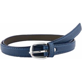 Snoby blue print belt