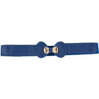 Snoby dark blue Free size belt
