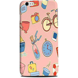 Innomind Creations Printed Mobile Case cover for Iphone 6S Plus