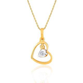 Lamour Diamond Pendant DDP01393SI-JK9Y