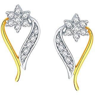 Nakshatra Diamond Earring OEM753SI-GHI18Y