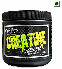 Sinew Nutrition Micronised Creatine Monohydrate 300gm / 0.66 lb