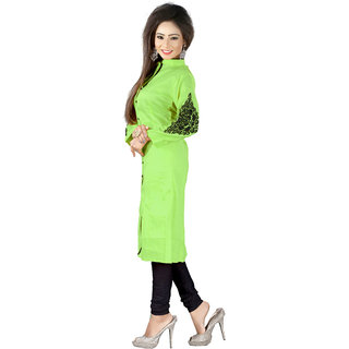 Gokul Fashion Designer embroidered Kurtis