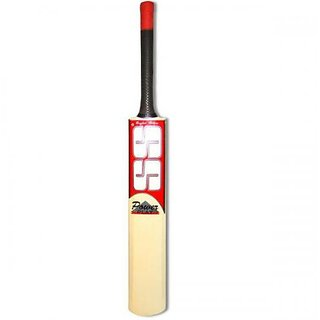 SS Super Power English Willow Cricket Bat  (Short Handle, 1160 - 1220 g)
