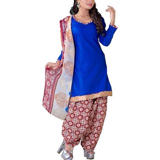 ANKAN Fashions Unstiched Salwar Suit ANS11