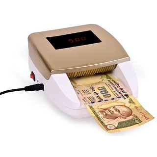 Automatic Fake Note Detector - PARAS - HANDY