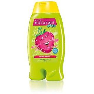 Avon Swirling Strawberry 2 in 1 body wash for kids