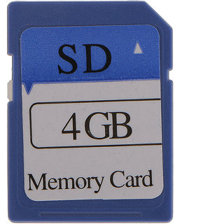 Magideal 4GB C10 SD card Secure Digital Flash Memory Card for Camera Camcorders