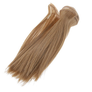 Magideal 15X100Cm Diy Wig Straight Hair For Bjd Sd  Dolls #7