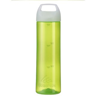 Plastic Hydration Water Bottle for Hiking - Green, 0.75 L By FASTOP