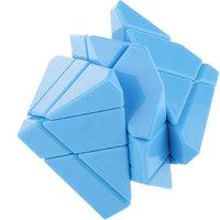 Magideal Irregular Magic Cube Ghost Cube Speed Twist Puzzle Brain Teaser Toys Blue