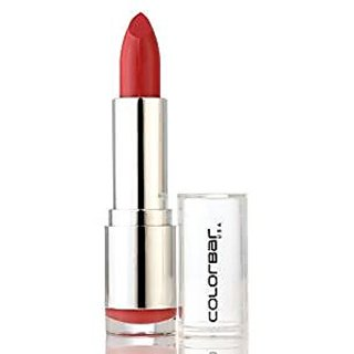 Colorbar Velvet Matte Lipstick, Thrilling Pink, 4.2g