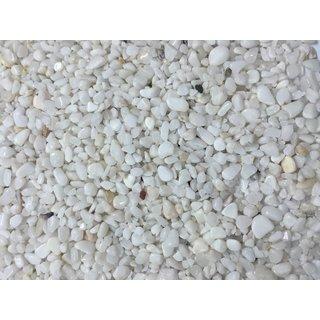 Buy Pebble World Polished White Quartz Chips Online Get 33 Off