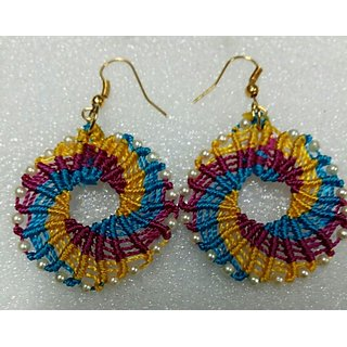 Image result for crochet earrings