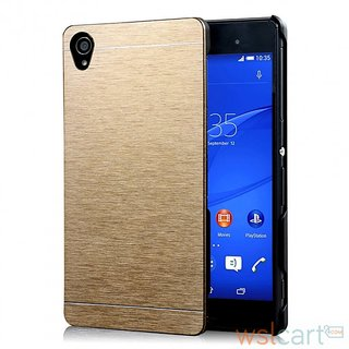 Sony Xperia M2 Motomo by Sami -  Gold