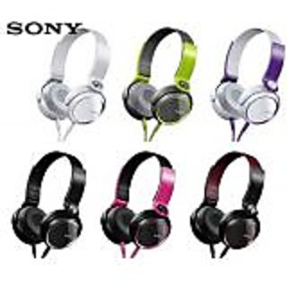 Sony MDR XB 450 Headphones