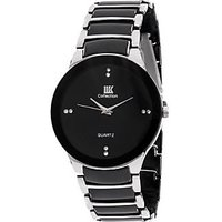 Iik Collection Classic Round Shaped Analog Watch - For Men