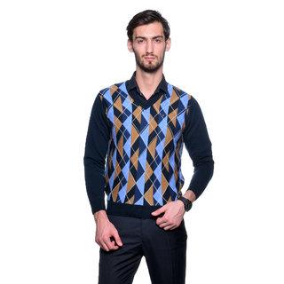 Pierre Carlo Mens Fullsleeve Sweater